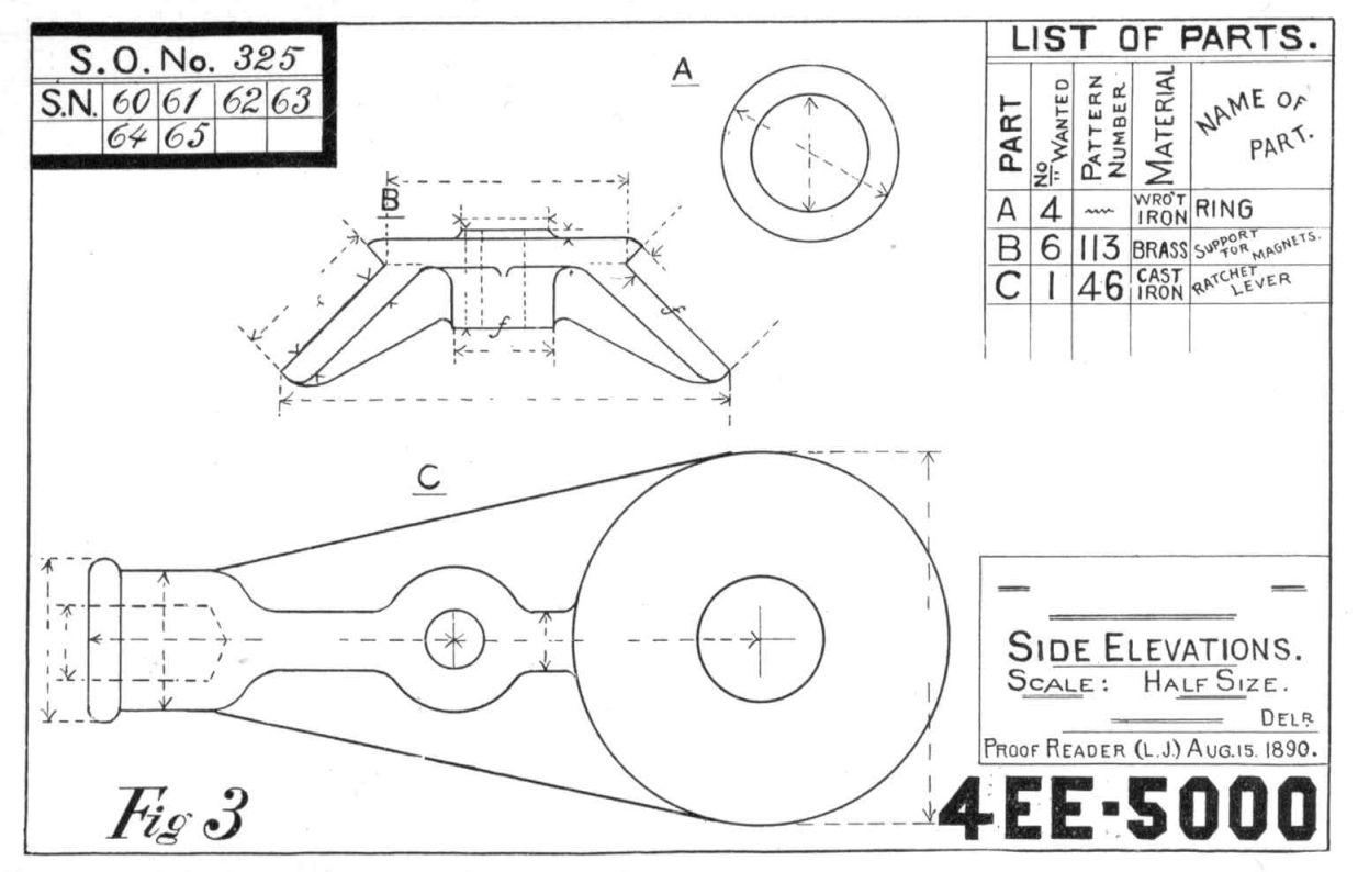 File Technical Drawing