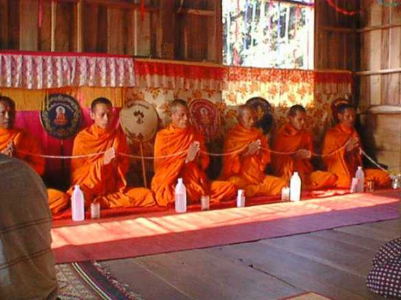 Chanting Monks, Manuals, and Karaoke — Buddhist Wisdom of