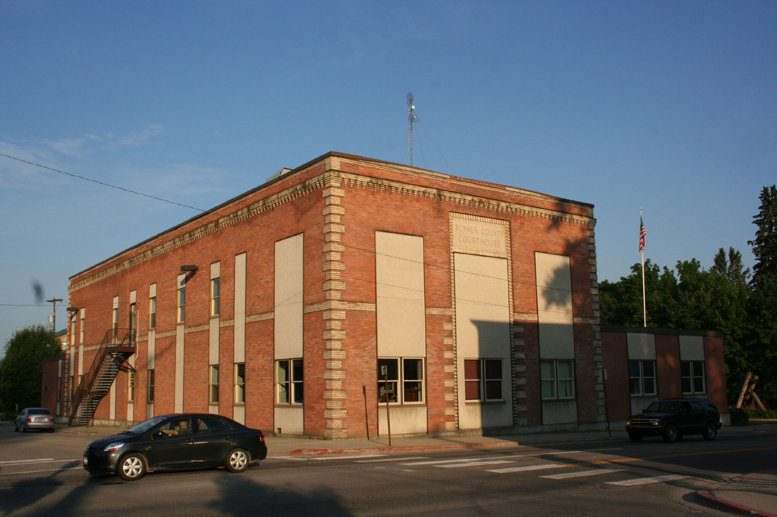 Coldwater Creek Headquarters Sandpoint