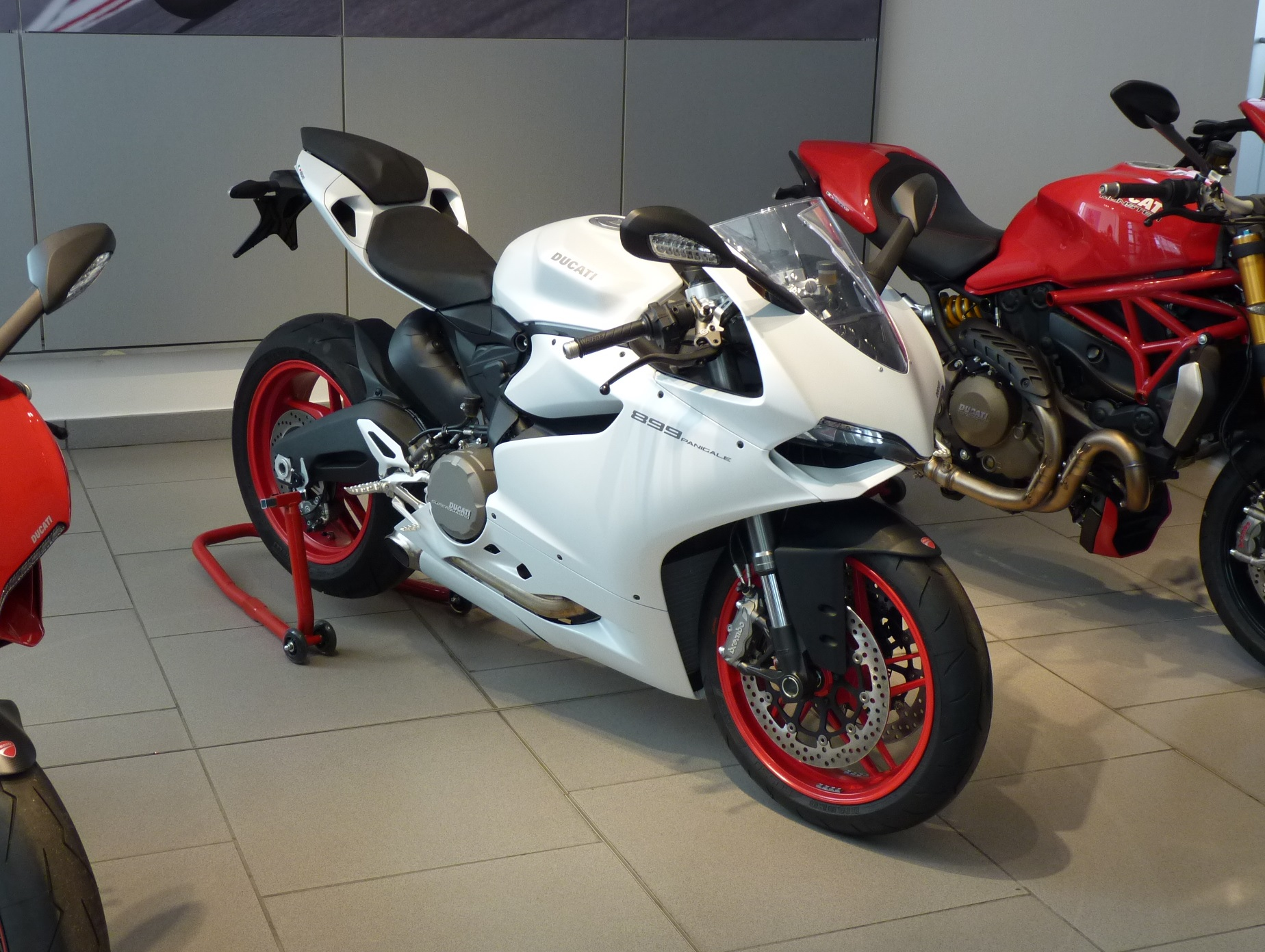 Supersport Ducati