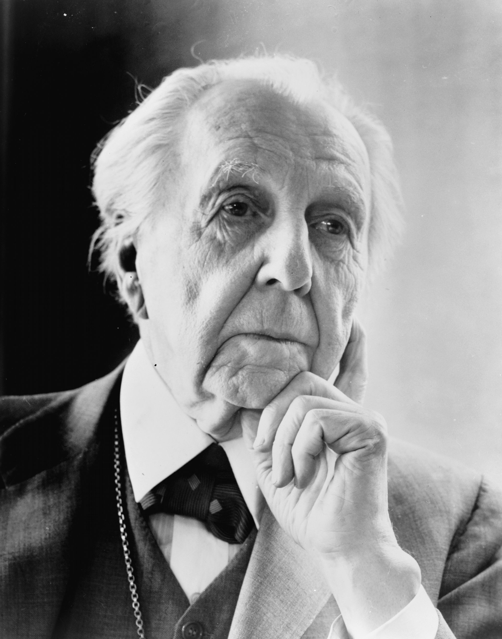 Frank Lloyd Wright On American Democracy S Potential For