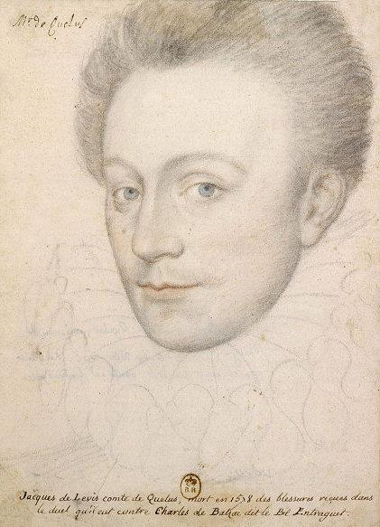 Jacques de Lévis, comte de Caylus.