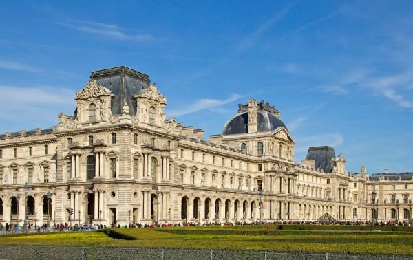 Paris Louvre Palace