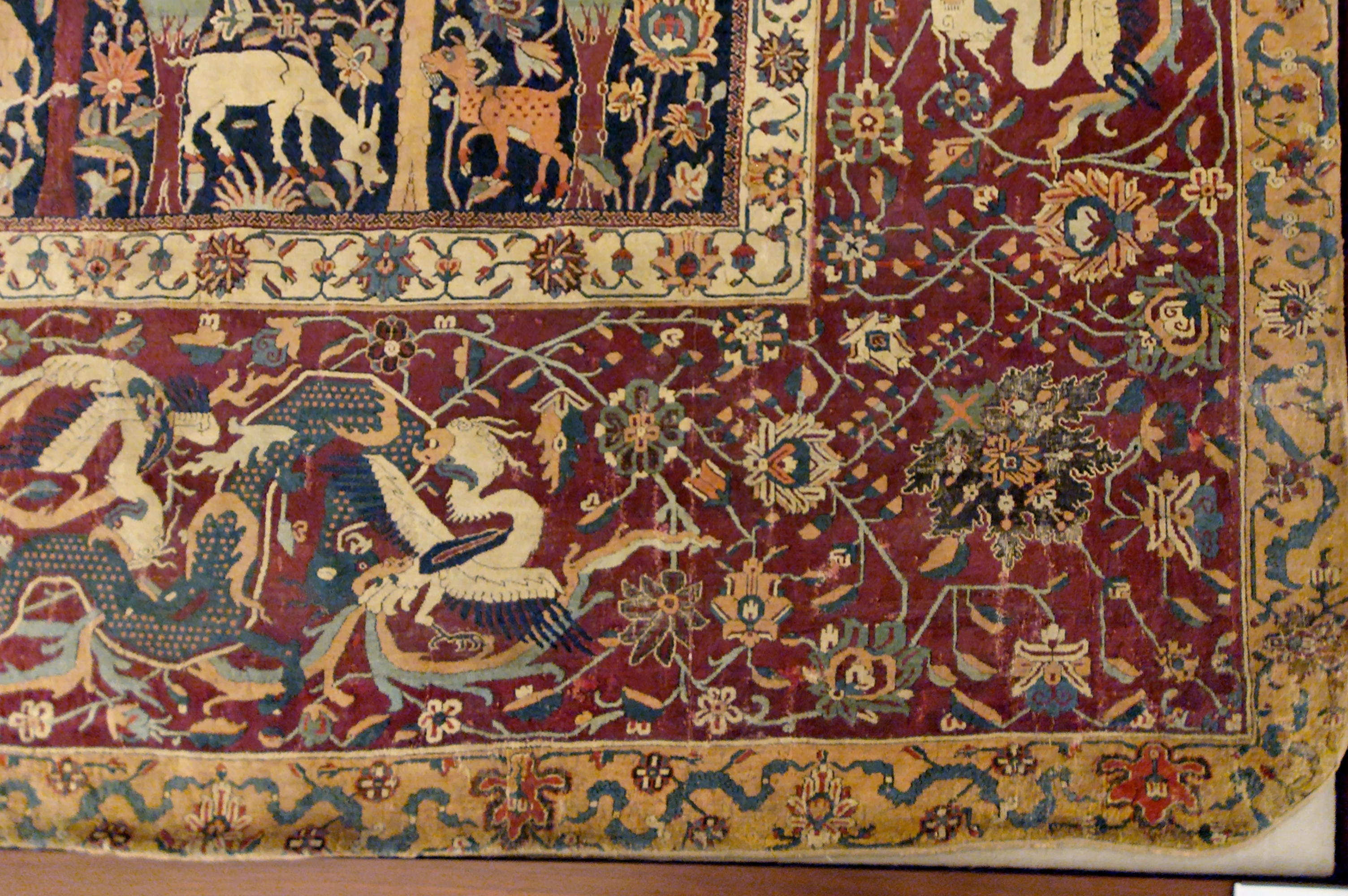 Teppich Oval Vintage Persian Carpet Wikipedia