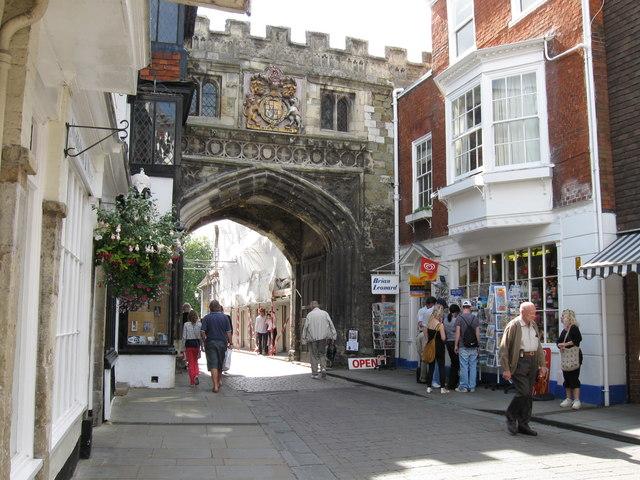 Resultado de imagen para High Street en Salisbury