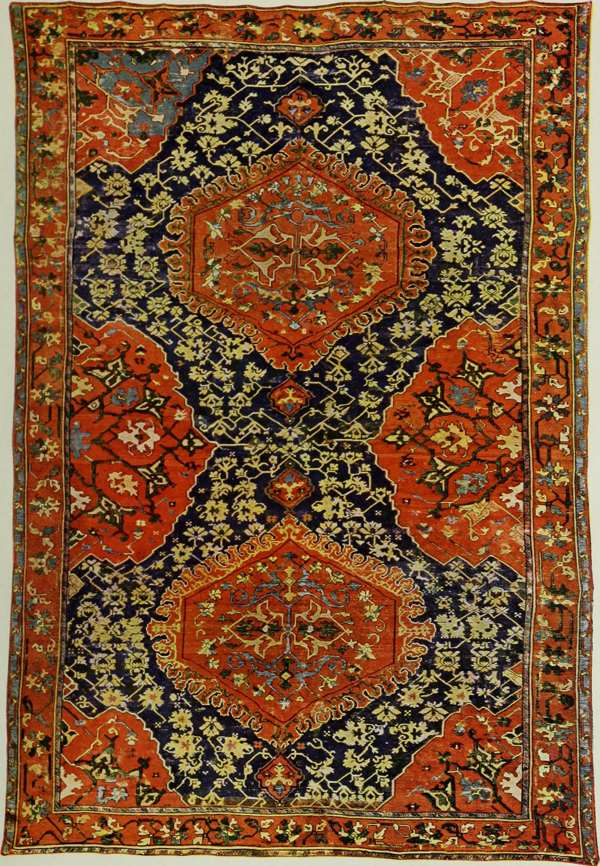 Teppich Novel Vintage File Oriental Rugs Antique And Modern 1922 14780041322