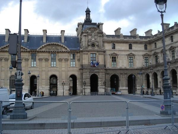 File Paris 75001 Cour Du Carrousel Louvre Pavillon De