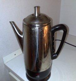 coffee percolator [ 1944 x 2592 Pixel ]
