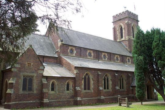 St. Peter, Cookley