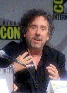 Tim Burton, speaking at ComicCon 2009