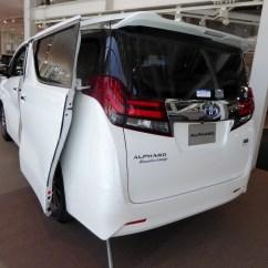 All New Alphard Hybrid Harga Yaris Trd File Toyota Executive Lounge Ayh30w Rear Jpg