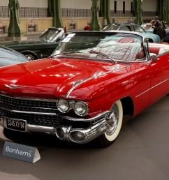110 ans de l automobile au grand palais cadillac series 62 coupe deville  [ 4752 x 3168 Pixel ]