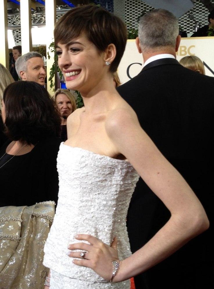 Anne Hathaway Catholic