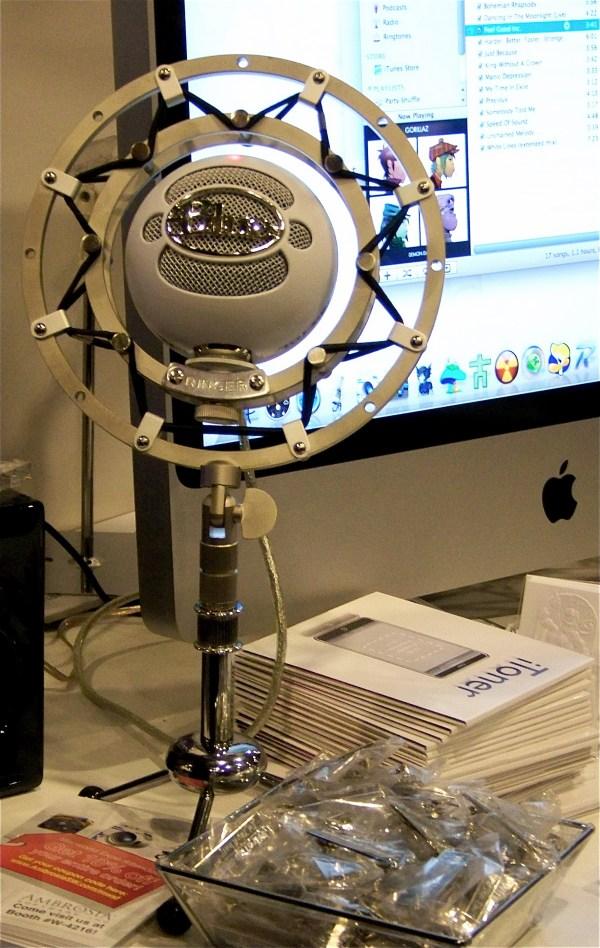 Blue Microphone Snowball