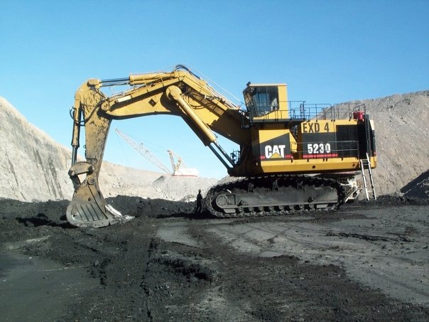 excavator - definition - What is