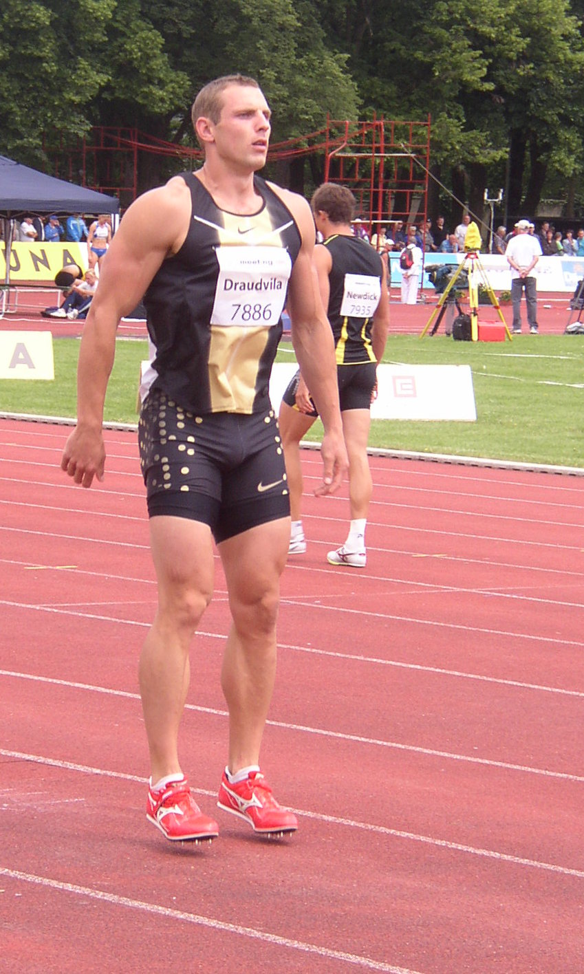 Darius Draudvila Wikipedia