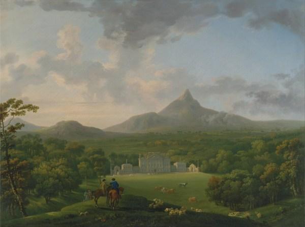 File George Barret - Powerscourt County Wicklow Ireland