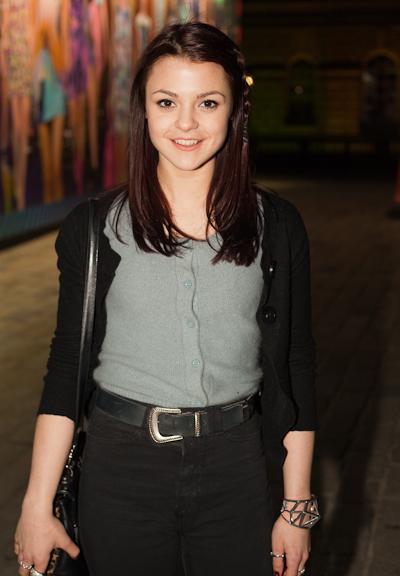 Kathryn Prescott  Wikipedia
