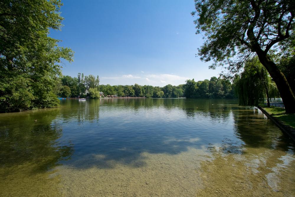 Die Besten Wanderungen Zum Highlight Englischer Garten Komoot