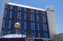 LINQ Las Vegas Strip Hotel Map