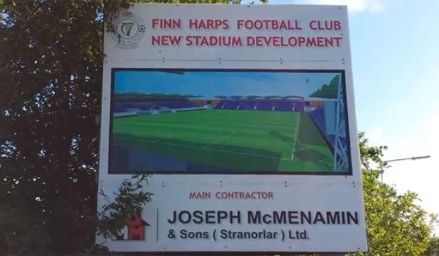 New Finn Harps Stadium  Wikipedia