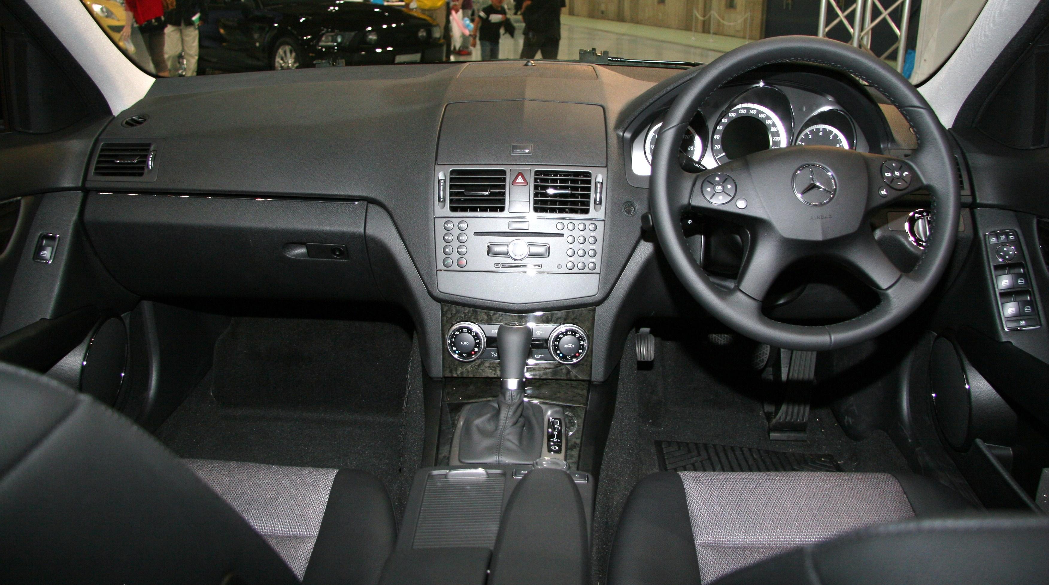 File Mercedes Benz C200 Cgi Blueefficiency Station Wagon