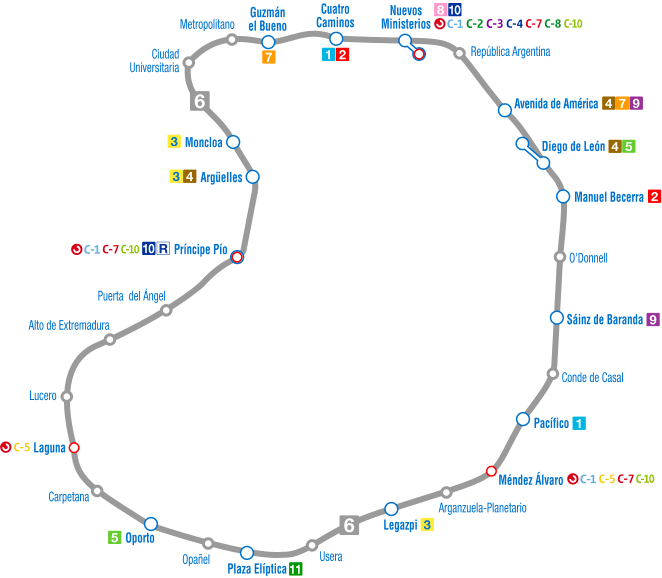https commons wikimedia org wiki file metro mad linea 6 png