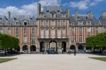 File Pavillon De La Reine Place Des Vosges Paris 11 June
