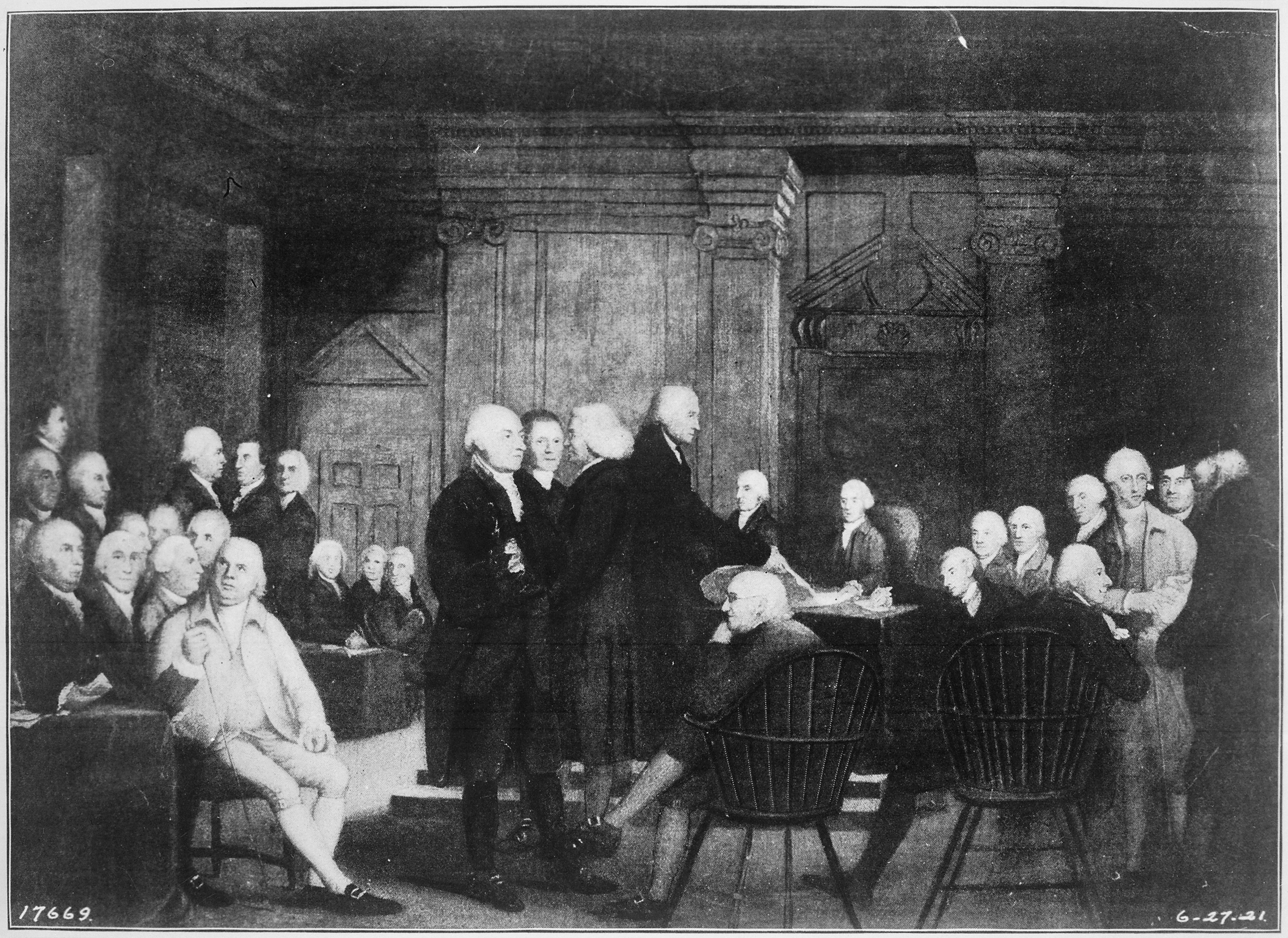 File The Second Continental Congress Voting Independence