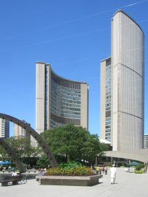 File Toronto City Hall - Wikimedia