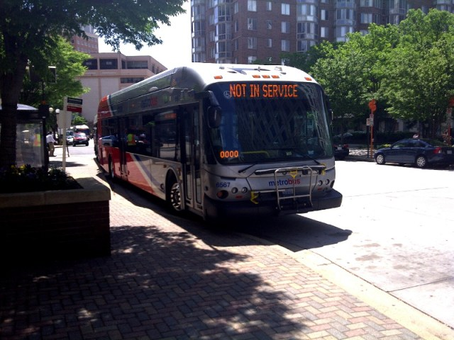 English: Washington Metropolitan Area Transit ...
