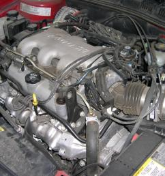 file 2005 pontiac grand am 3400 engine jpg wikimedia commons chevy aveo timing belt rx 8 spark plugs change [ 1024 x 768 Pixel ]