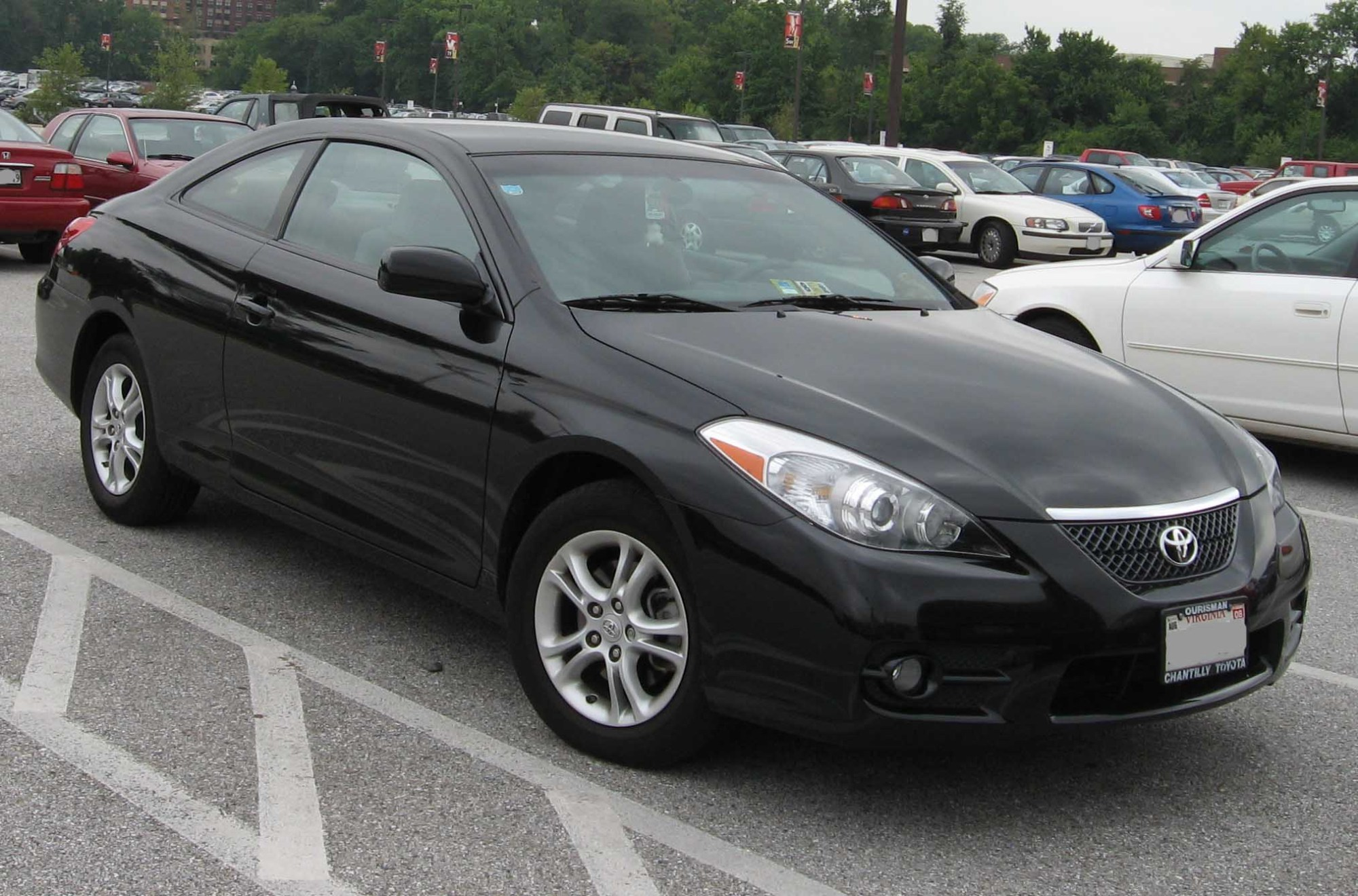hight resolution of 2007 toyota solara
