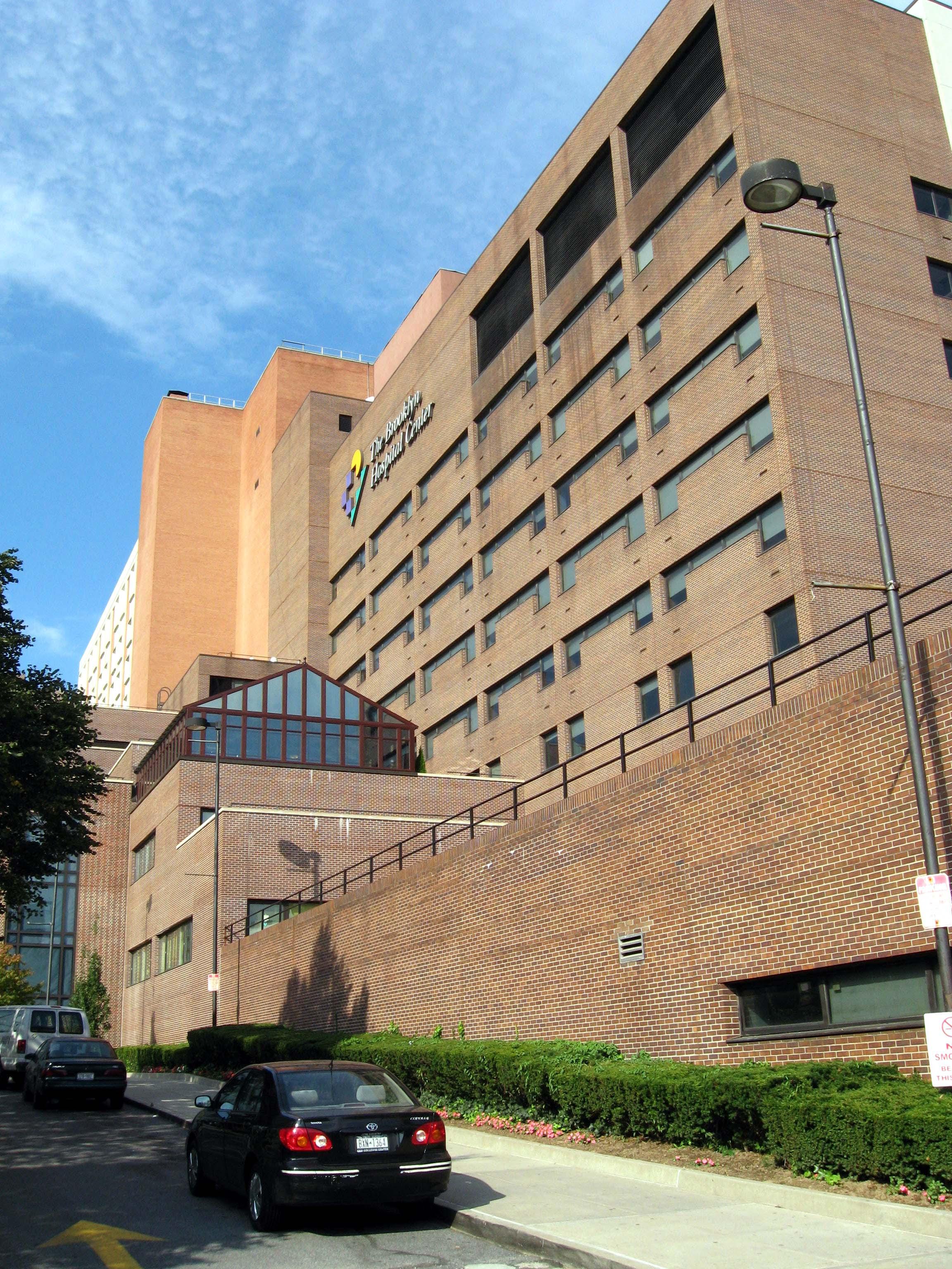 Brooklyn Hospital Center - Wikiwand
