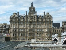 Hotel Waverley Station Edinburgh
