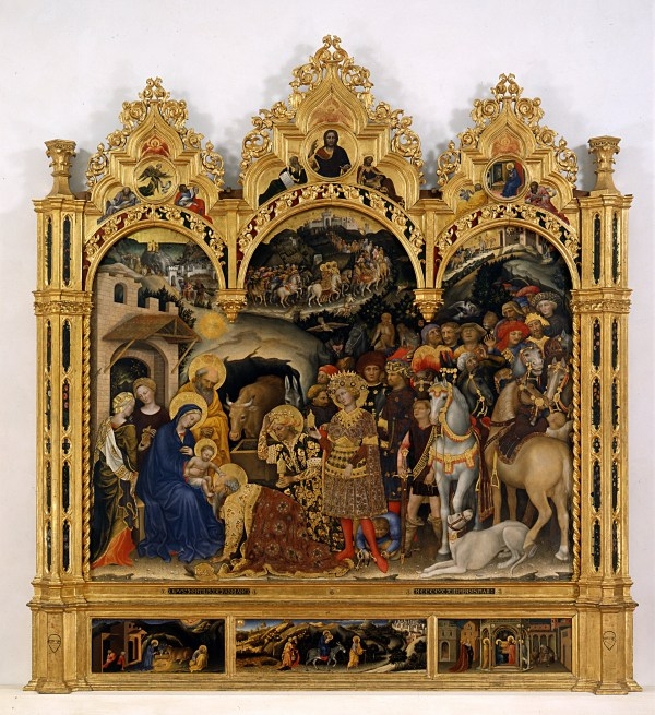 International Gothic Art Movement
