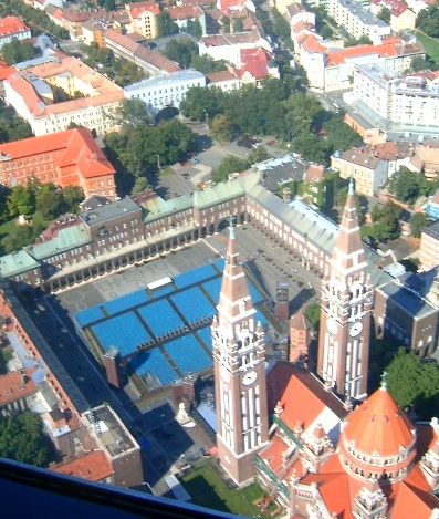 Szeged  Travel guide at Wikivoyage