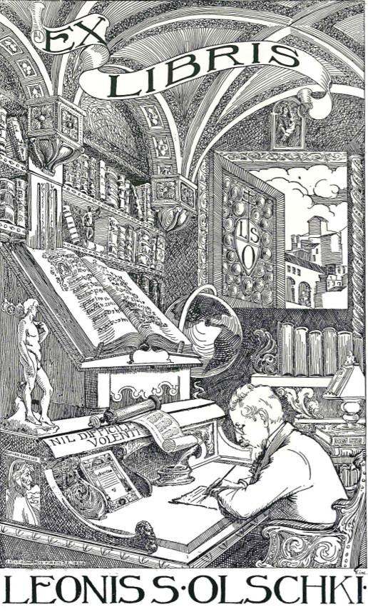 Leo S Olschki  Wikipedia