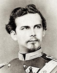 English: photograph of King Ludwig II of Bavaria