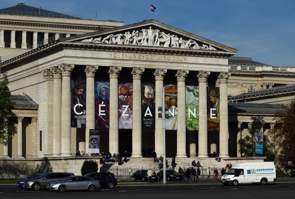 File Museum Of Fine Arts Budapest Zanne Exhibition 2012-11-04 - Wikimedia Commons