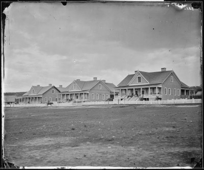 File:OFFICERS QUARTERS, FORT WINGATE, NEW MEXICO - NARA ...