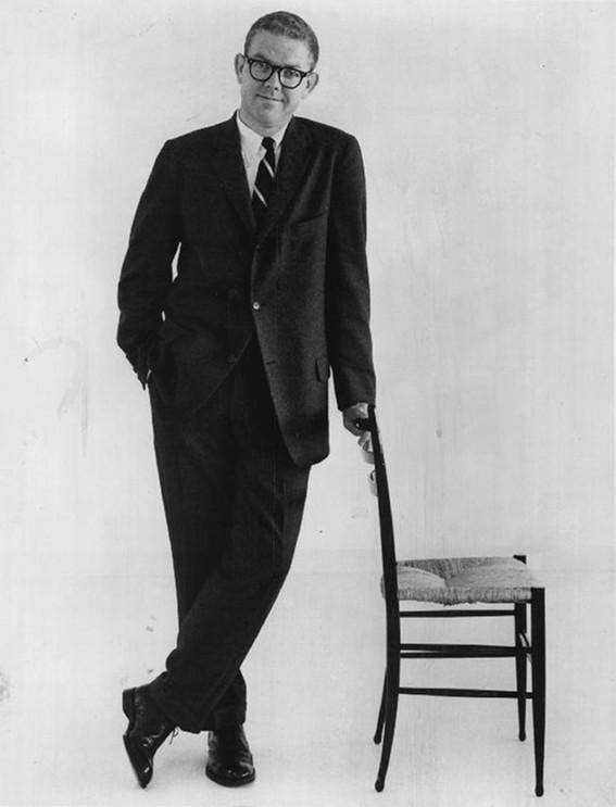Stan Freberg leans on chair.jpg