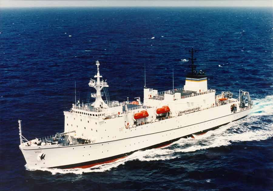 USNS Waters (T-AGS-45)