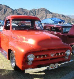 file 1954 ford f 100 red jpg [ 2468 x 1841 Pixel ]