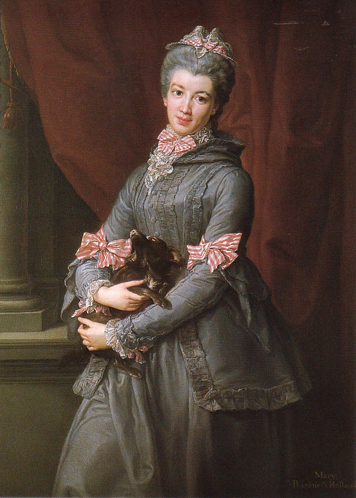 Batoni lady mary fox 1600s Fashion