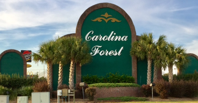 Carolina Forest South Carolina  Wikipedia
