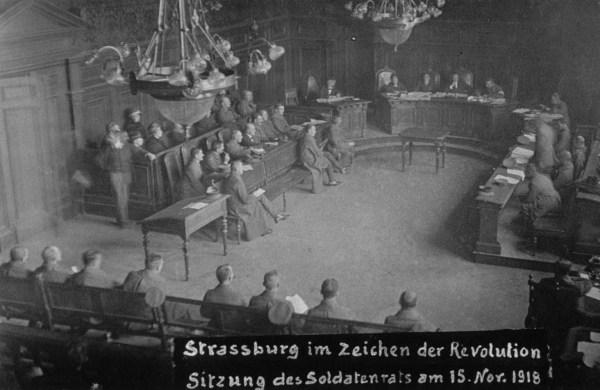 Novembre 1918 en AlsaceLorraine Wikiwand