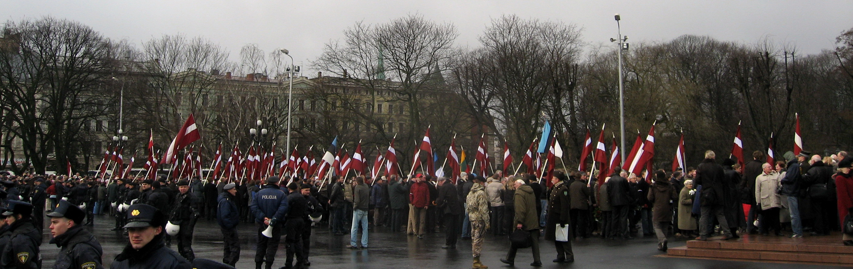 Latvian Legion Day