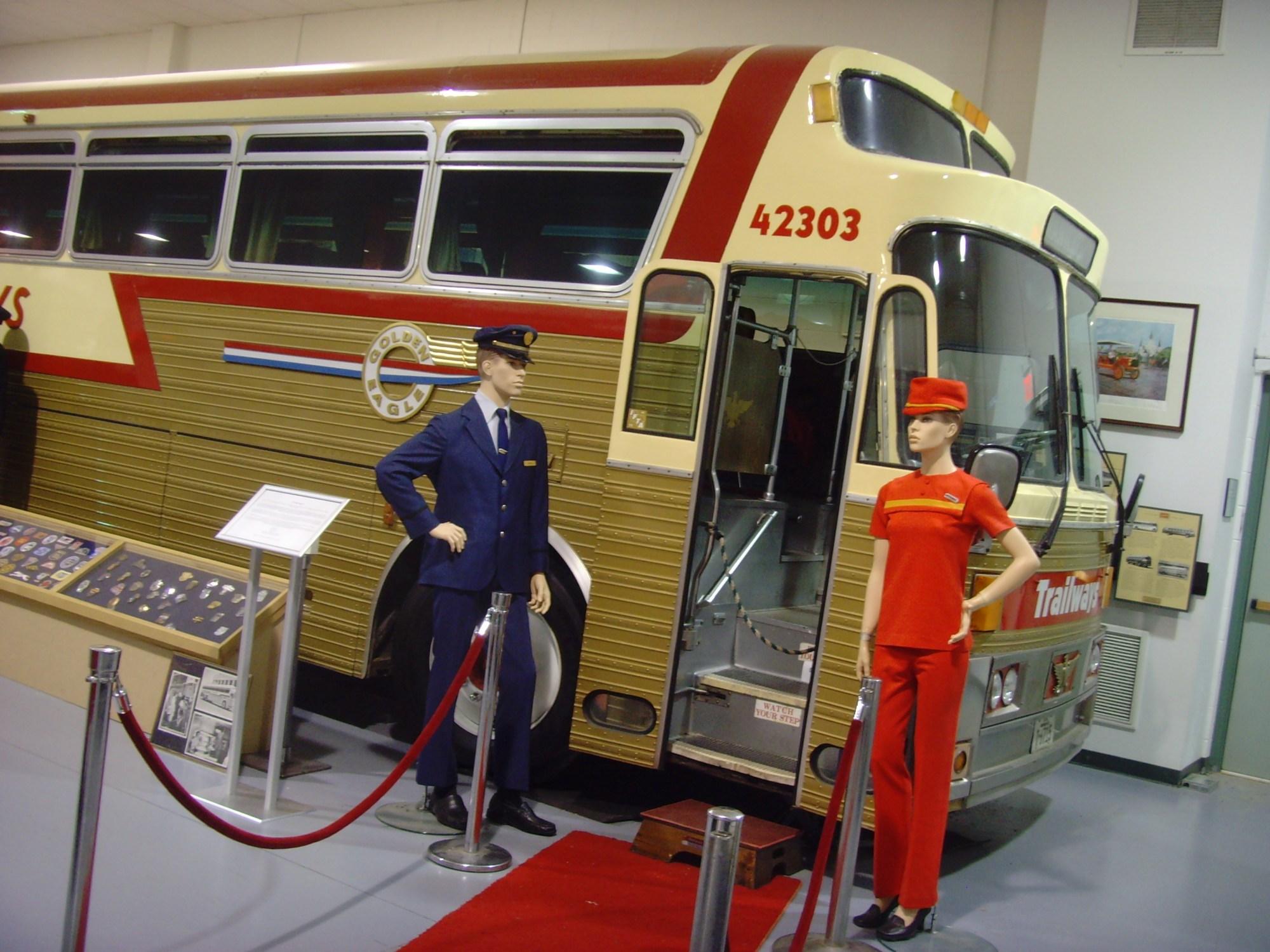 hight resolution of eagle 1971 golden eagle bus jpg