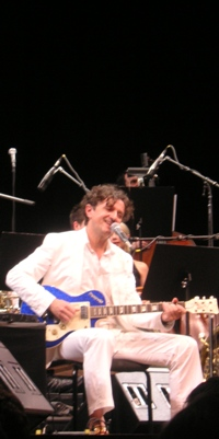 Goran Bregović, concert in New York on 13 July...